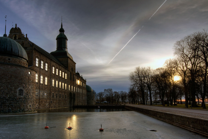 Замок Вадстена (Vadstena) и монастырь Святой Биргитты 73916
