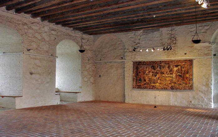 Замок Вадстена (Vadstena) и монастырь Святой Биргитты 37252