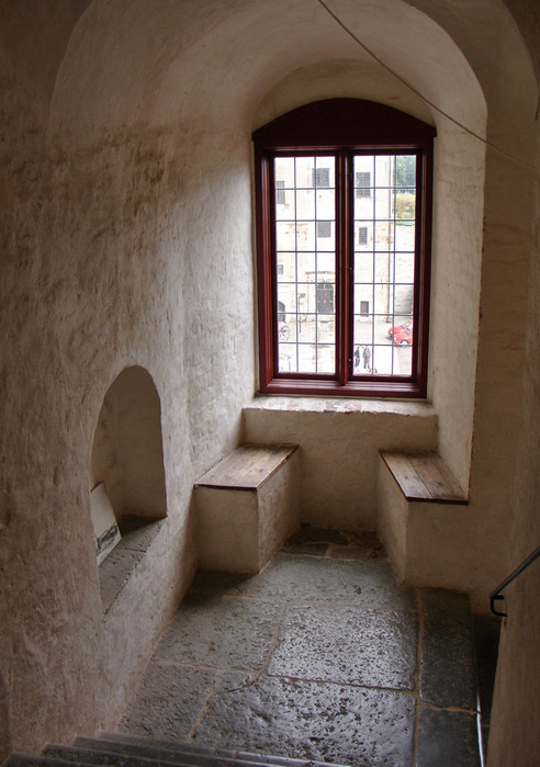 Замок Вадстена (Vadstena) и монастырь Святой Биргитты 75174