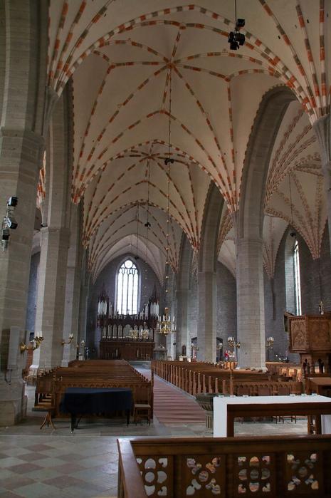 Замок Вадстена (Vadstena) и монастырь Святой Биргитты 53316