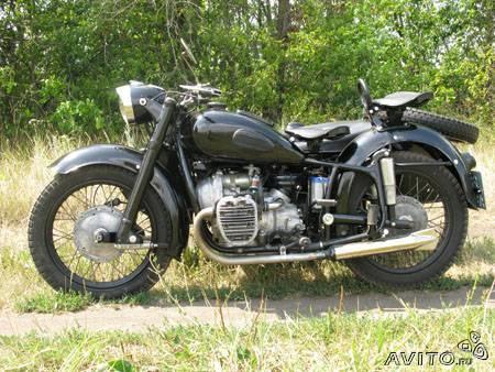 мотоцикл к 750 - 9 Ноября 2012 - Персональный сайт