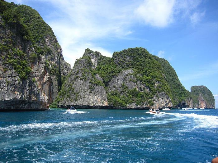 Тайланд - Острова Пи Пи--Phi Phi Islands 31060