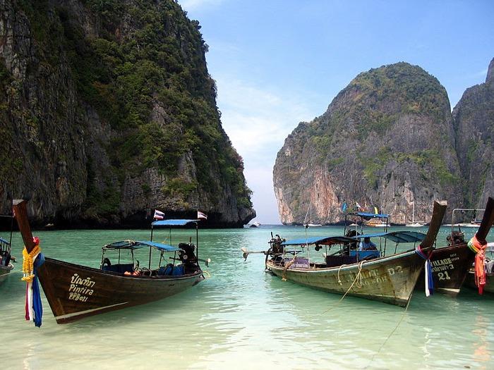 Тайланд - Острова Пи Пи--Phi Phi Islands 71707