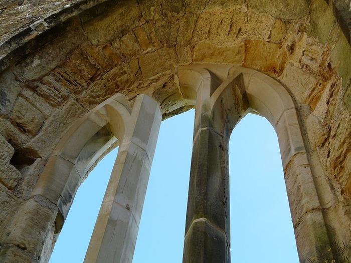 Замок Бодиам (Bodiam) - Графство Сассекс 64254