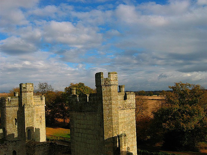 Замок Бодиам (Bodiam) - Графство Сассекс 45962