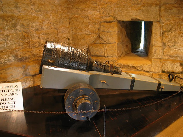Замок Бодиам (Bodiam) - Графство Сассекс 77745