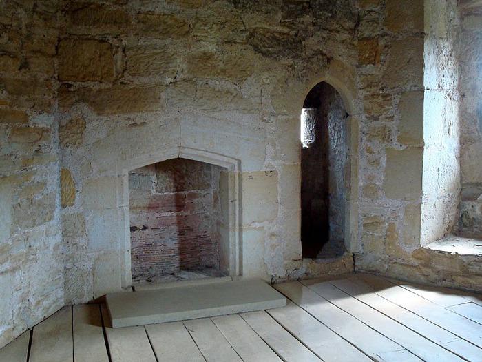 Замок Бодиам (Bodiam) - Графство Сассекс 34592