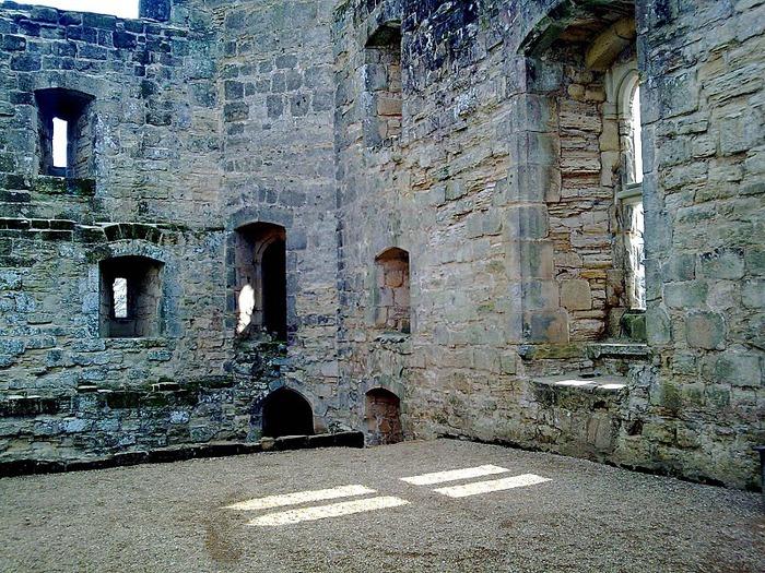 Замок Бодиам (Bodiam) - Графство Сассекс 28920
