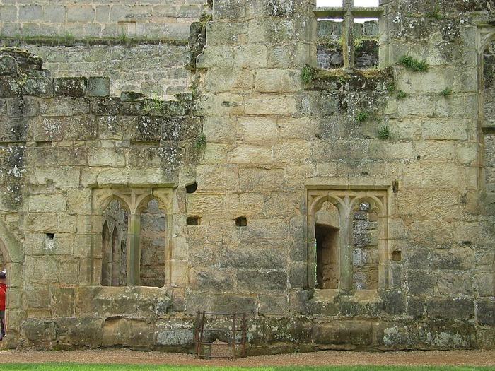 Замок Бодиам (Bodiam) - Графство Сассекс 11946