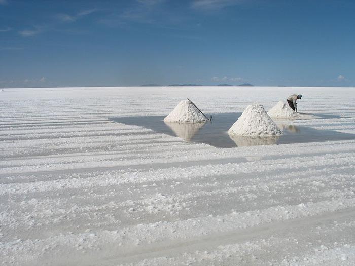 Солончак Уюни - Salar de Uyuni - Боливия 32972