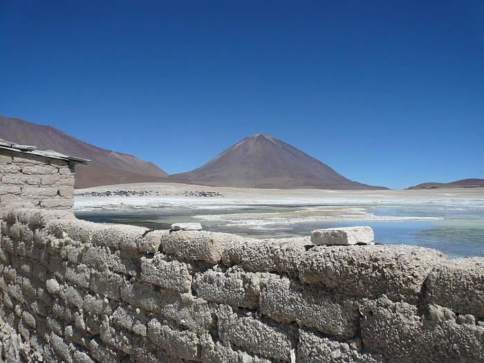 Солончак Уюни - Salar de Uyuni - Боливия 32828