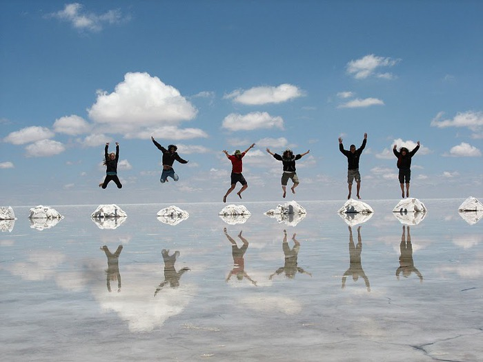 Солончак Уюни - Salar de Uyuni - Боливия 28005
