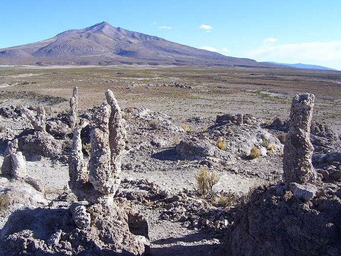 Солончак Уюни - Salar de Uyuni - Боливия 62369