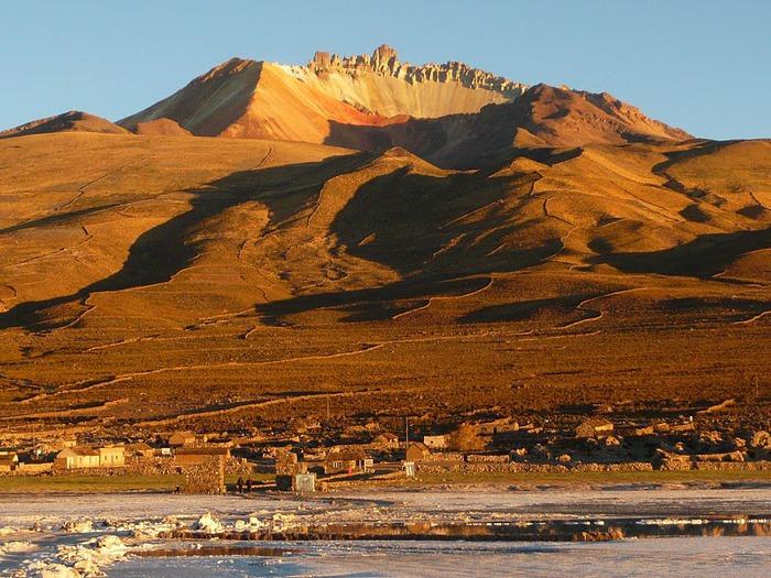 Солончак Уюни - Salar de Uyuni - Боливия 18776