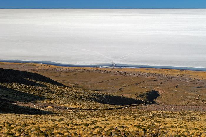 Солончак Уюни - Salar de Uyuni - Боливия 52061