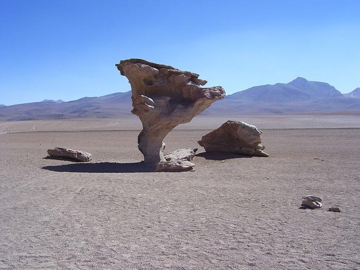 Солончак Уюни - Salar de Uyuni - Боливия 78649