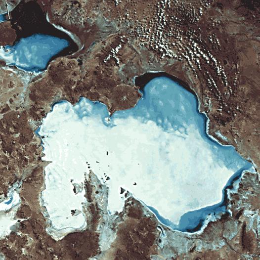 Солончак Уюни - Salar de Uyuni - Боливия 60896
