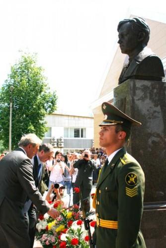 100 лет со дня рождения Александра Твардовского, 21 июня 2010 года.