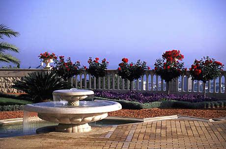 Хайфа, Бахайские сады 28817