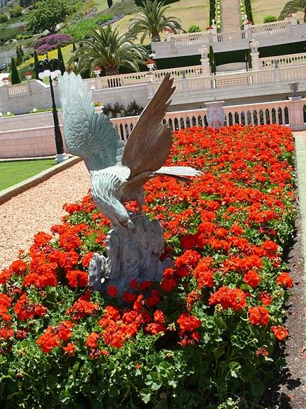 Хайфа, Бахайские сады 37537