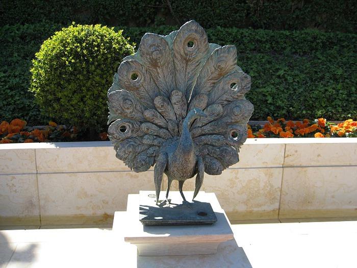 Хайфа, Бахайские сады 62814