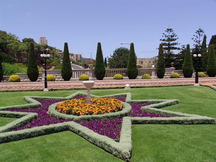 Хайфа, Бахайские сады 79748