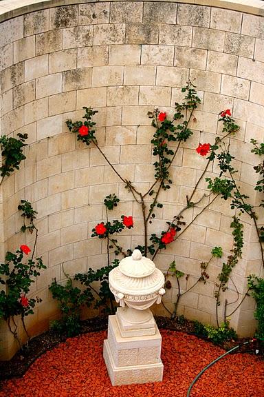 Хайфа, Бахайские сады 51570