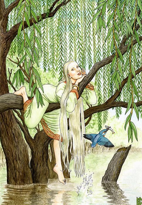 Сказка Ореховая Ветка