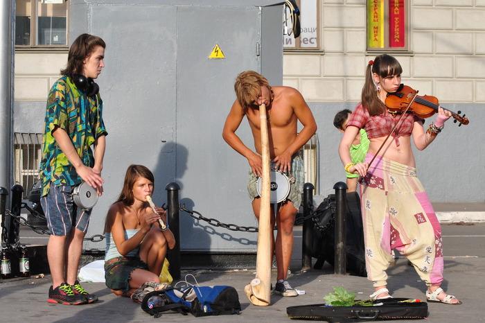 """Фестиваль уличного искусства """"Открытые улицы"""" 19 июля"""