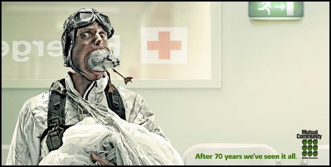 Мэт Бейкер (Mat Backer) – креативный рекламный художник из Новой Зеландии