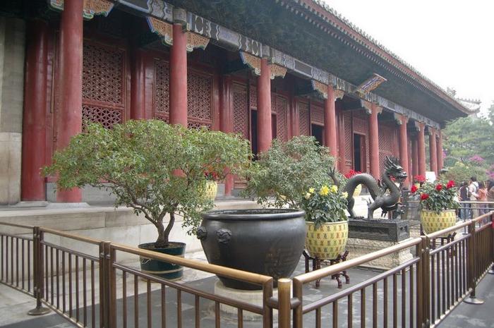 Пекин - Летний дворец императрицы 70958