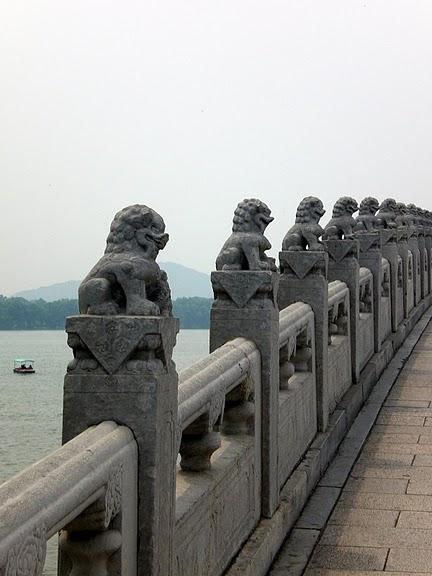 Пекин - Летний дворец императрицы 73095