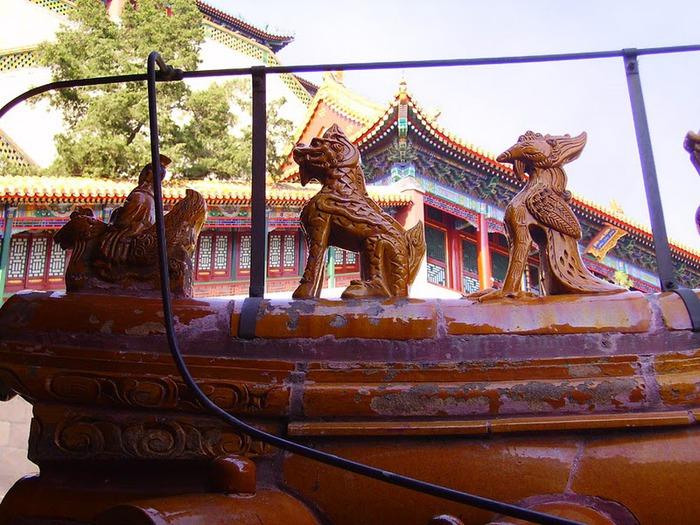 Пекин - Летний дворец императрицы 65797
