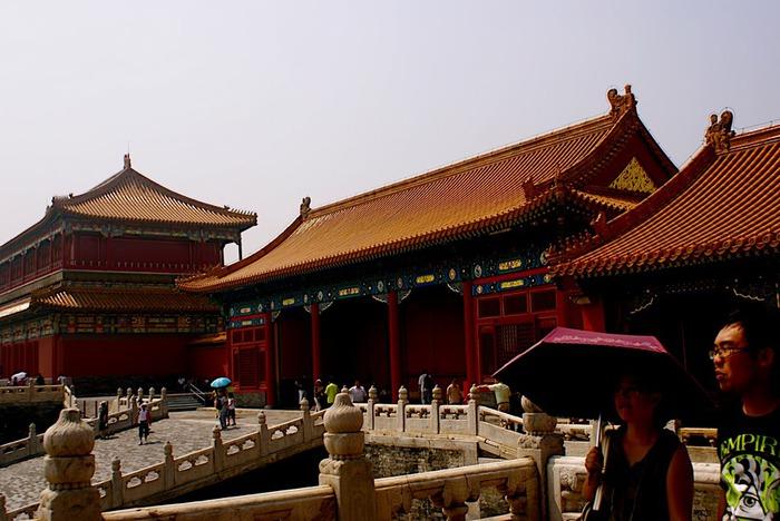 Пекин - Летний дворец императрицы 97499