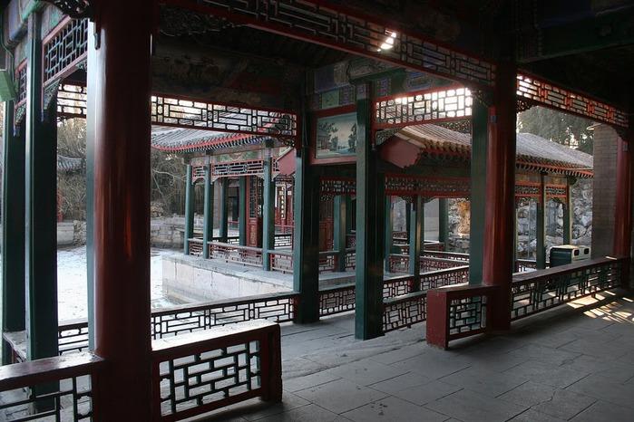 Пекин - Летний дворец императрицы 67100