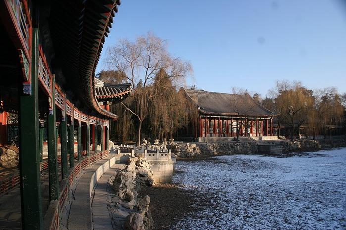 Пекин - Летний дворец императрицы 13737