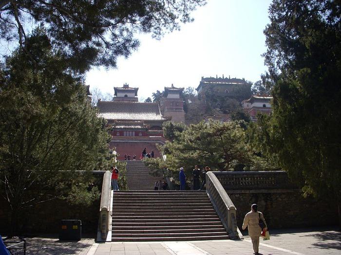 Пекин - Летний дворец императрицы 37809