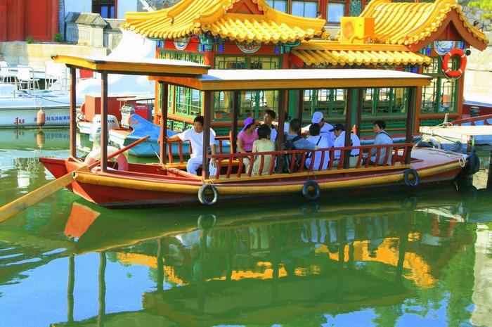 Пекин - Летний дворец императрицы 31751