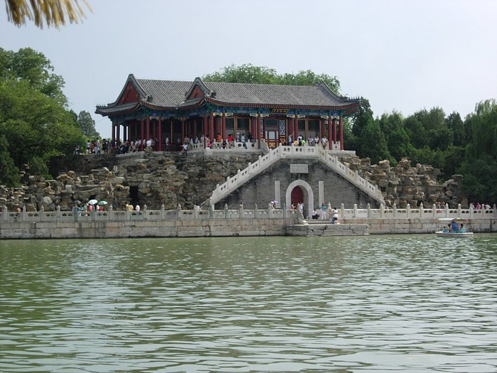 Пекин - Летний дворец императрицы 81131