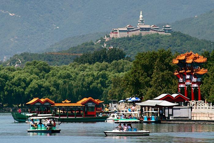 Пекин - Летний дворец императрицы 34469