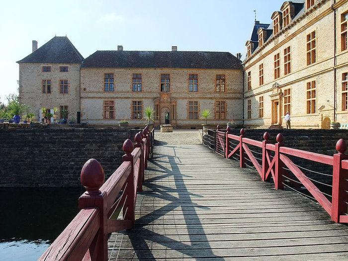 Замок де Корматэн -Chateau de Cormatin 62029