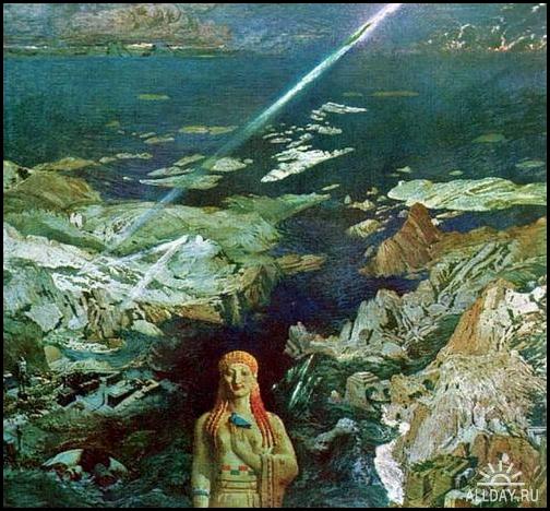 Русский сценический художник Бакст Лев Самуилович