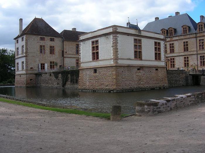 Замок де Корматэн -Chateau de Cormatin 29857