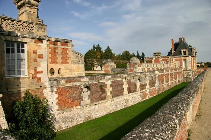 Замок Анэ 27072