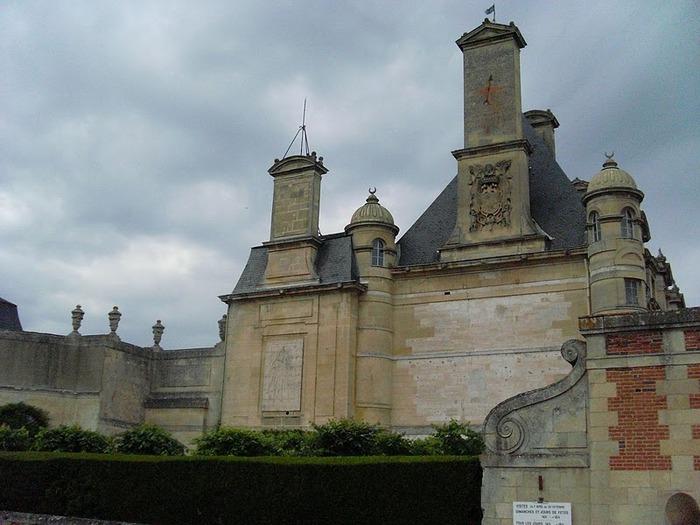 Замок Анэ 12301