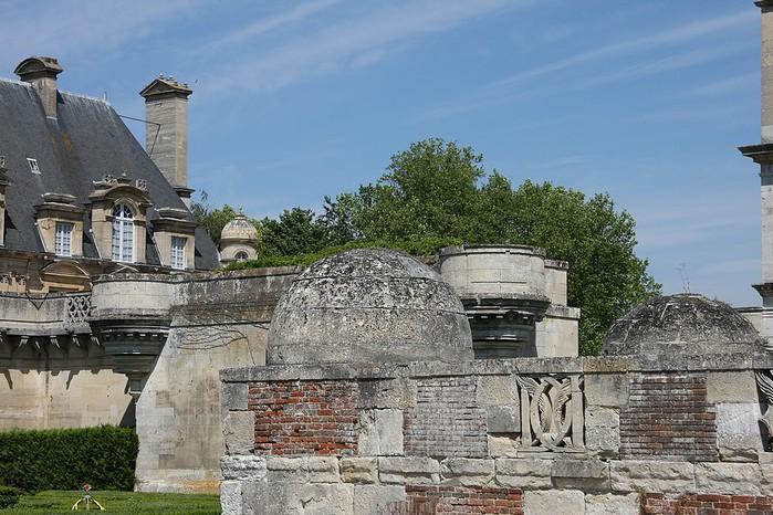 Замок Анэ 13759