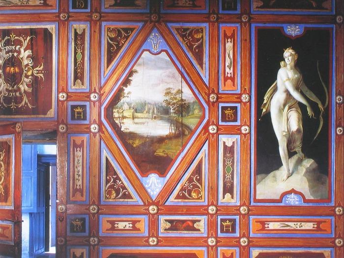 Замок де Корматэн -Chateau de Cormatin 33816