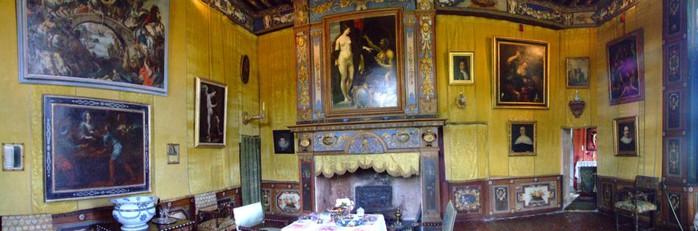 Замок де Корматэн -Chateau de Cormatin 83505