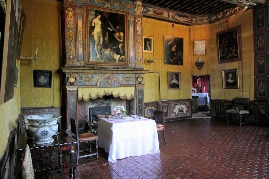 Замок де Корматэн -Chateau de Cormatin 50884