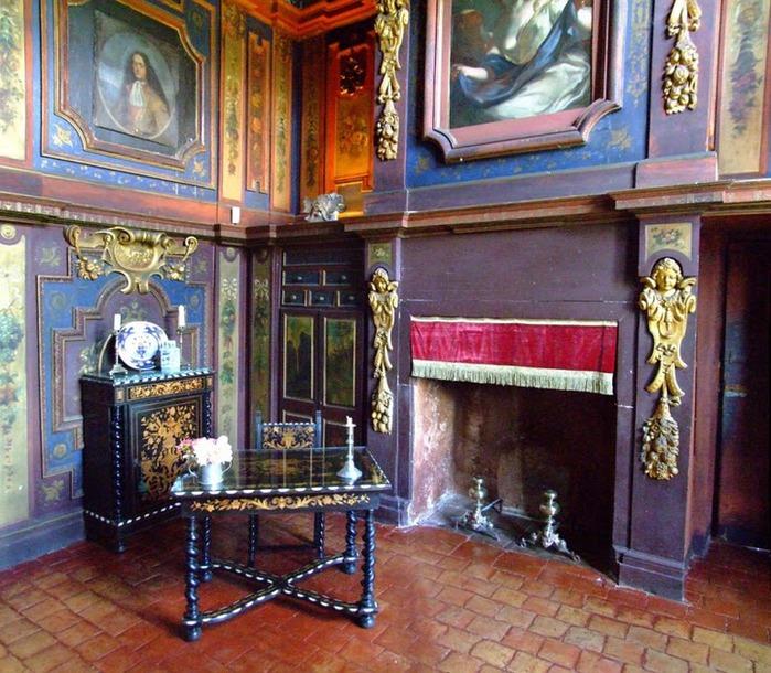 Замок де Корматэн -Chateau de Cormatin 27217